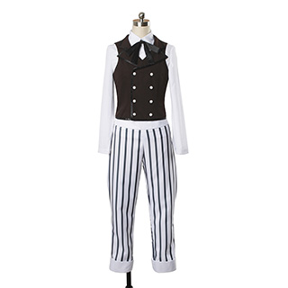 Uta no Prince-sama Shining Circus Ai Mikaze Cosplay Costume