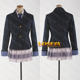 ラブライブ! スクールアイドルフェスティバル 東條 希(とうじょう のぞみ) 制服 コスプレ衣装