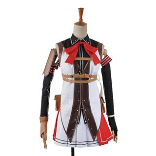 英雄伝説 閃の軌跡II 特科クラスVII組 アリサ・ラインフォルト コスプレ衣装