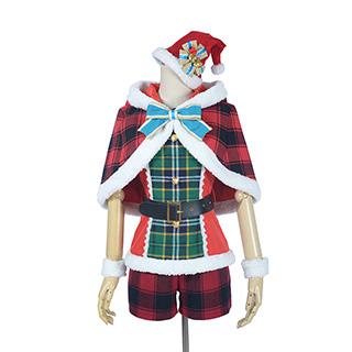 ラブライブ! SR クリスマス編 星空 凛(ほしぞら りん) 覚醒後 コスプレ衣装
