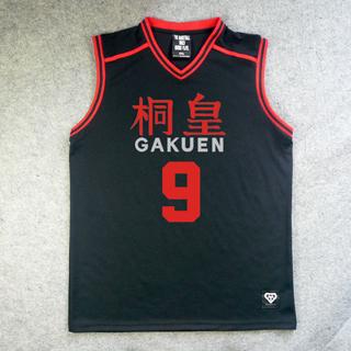 黒子のバスケ 桐皇学園高校 桜井 良(さくらい りょう) 9番 ユニフォーム コスプレ衣装