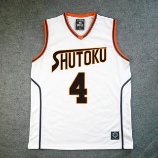 黒子のバスケ 秀徳高校 4番 大坪 泰介(おおつぼ たいすけ) ユニフォーム コスプレ衣装