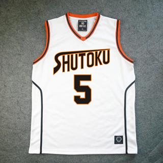 黒子のバスケ 秀徳高校 5番 木村 信介(きむら しんすけ) ユニフォーム コスプレ衣装