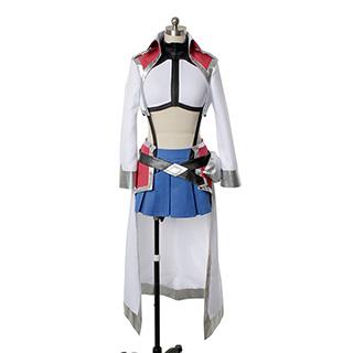 ◆試作版·10点限定◆ クロスアンジュ 天使と竜の輪舞 サリア コスプレ衣装