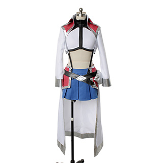Cross Ange:Rondo of Angels and Dragons Salia Cosplay Costume