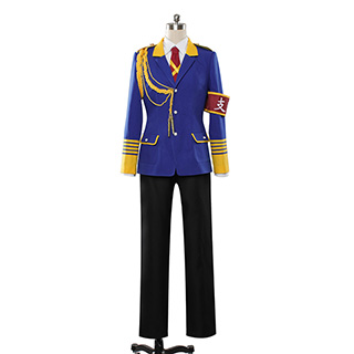 Amagi Brilliant Park Senya Kanie's Uniform Cosplay Costume