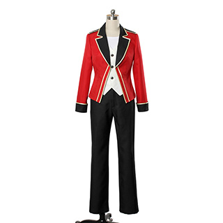 ◆試作版·10点限定◆ うたの☆プリンスさまっ♪ Shining Circus 一十木 音也(いっとき おとや) コスプレ衣装
