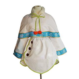 VOCALOID SNOW MIKU 2015 雪ミク(初音ミク) コスプレ衣装