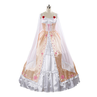 Amagi Brilliant Park Latifah Fleuranza Cosplay Costume