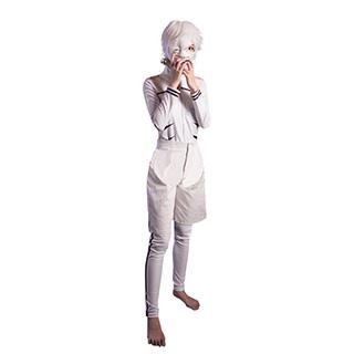 東京喰種トーキョーグール 白カネキ 金木 研(かねき けん)/カネキ/ムカデ コスプレ衣装
