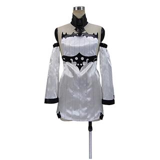 艦隊これくしょん -艦これ- 港湾棲姫(こうわんせいき) コスプレ衣装