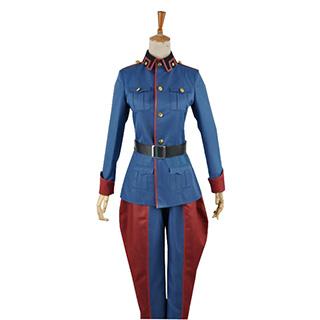 曇天に笑う 犲 安倍蒼世(あべの そうせい) 軍服 コスプレ衣装