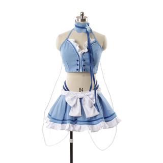 甘城ブリリアントパーク 水の妖精 ミュース コスプレ衣装