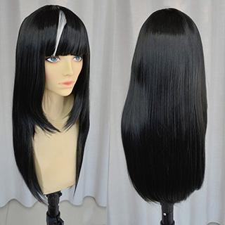 デス・パレード 黒髪の女 ブラック ロング コスプレウィッグ