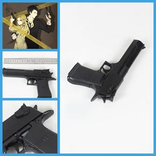 暗殺教室 赤羽業(あかばね カルマ) 銃 コス用具 コスプレ道具