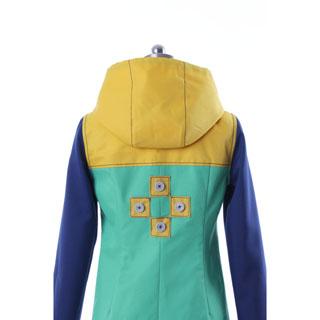 七つの大罪 怠惰の罪 ハーレクイン/キング コスプレ  衣装