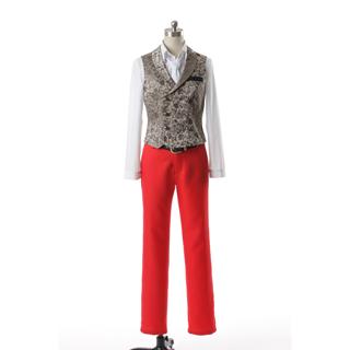 ◆試作版·10点限定◆ うたの☆プリンスさまっ♪ Shining Circus 神宮寺レン(じんぐうじ レン) コスプレ衣装