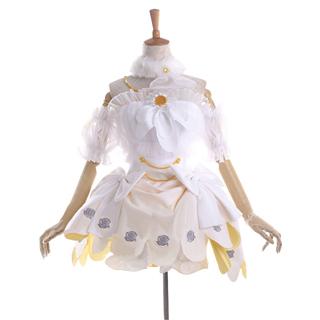 ラブライブ! スクフェス ウェディングドレス編 SR 覚醒後 矢澤にこ(やざわ にこ) コスプレ衣装