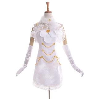 ラブライブ! スクフェス ウェディングドレス編 SR 覚醒後 東條希(とうじょう のぞみ) コスプレ衣装