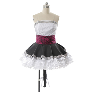 Amagi Brilliant Park Nishikino Maki's Uniform Cosplay Costume