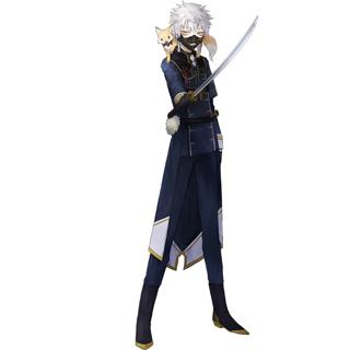 ◆5点限定・予約商品◆ 刀剣乱舞 打刀男士 鳴狐(なきぎつね) コスプレ衣装