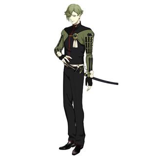 ◆5点限定・予約商品◆ 刀剣乱舞 太刀男士 鶯丸(うぐいすまる) コスプレ衣装