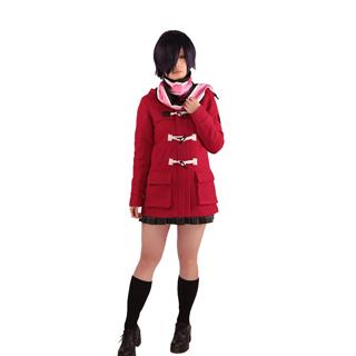 東京喰種トーキョーグール 霧嶋董香(きりしま とうか) 私服 レッド コスプレ衣装