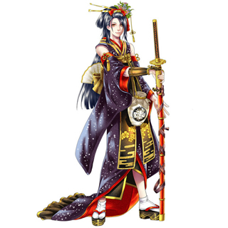 ◆5点限定・予約商品◆ 刀剣乱舞 大太刀男士 次郎太刀(じろうたち) コスプレ衣装