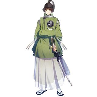 ◆5点限定・予約商品◆ 刀剣乱舞 大太刀男士 石切丸(いしきりまる) コスプレ衣装