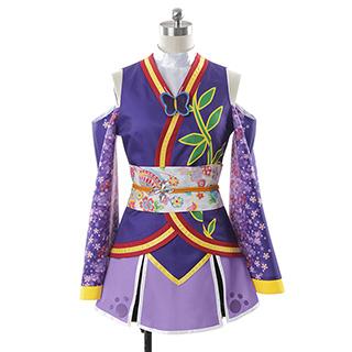 ◆試作版·10点限定◆ 劇場版 ラブライブ! The School Idol Movie 東條希(とうじょう のぞみ) コスプレ衣装