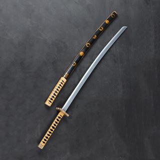 刀剣乱舞 太刀男士 三日月宗近(みかづきむねちか) 刀剣 コスプレ道具