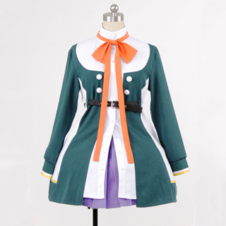ツキウタ。 Fluna(フルーナ) 1月 花園雪(はなぞの ゆき) 学園風 コスプレ衣装