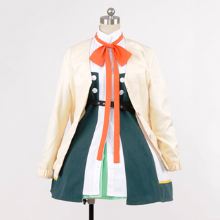 ツキウタ。 Fluna(フルーナ) 3月 桃崎ひな(ももさき ひな) 学園風 コスプレ衣装