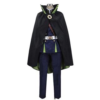 終わりのセラフ 百夜優一郎(ひゃくや ゆういちろう) 軍装風 コスプレ衣装