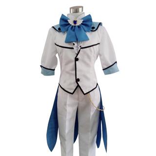 美男高校地球防衛部LOVE! 由布院 煙(ゆふいん えん) コスプレ衣装