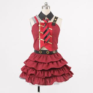 ツキウタ。 後半女神候補生 Seleas 7月 元宮祭莉(もとみや まつり) 演出服 コスプレ衣装
