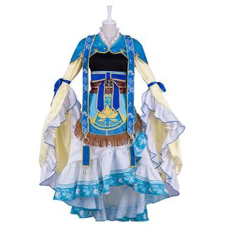 ラブライブ! スクフェス 七福神編  絢瀬絵里  恋をした女神  コスプレ衣装