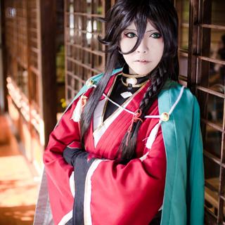 Touken Ranbu Izuminokami Kanesada Cosplay Costume