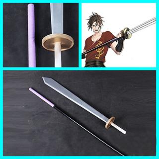 刀剣乱舞 御手杵(おてぎね) 模造刀 コス用具 コスプレ道具