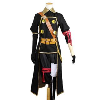 刀剣乱舞 太刀男士 獅子王(ししおう) コスプレ衣装