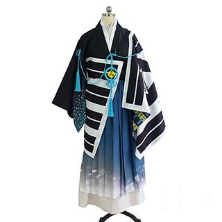 刀剣乱舞 太刀 江雪左文字(こうせつさもんじ) コスプレ衣装