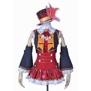 ラブライブ! SR<2月 バレンタイン編> 覚醒後 西木野真姫(にしきの まき) コスプレ衣装