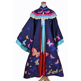 神様はじめました 桃園奈々生 神楽舞衣装 コスプレ衣装