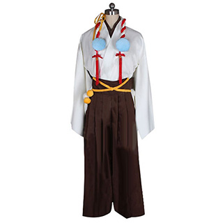 ◆5点限定・予約商品◆ ミカグラ学園組曲 書道部 八坂ひみ コスプレ衣装