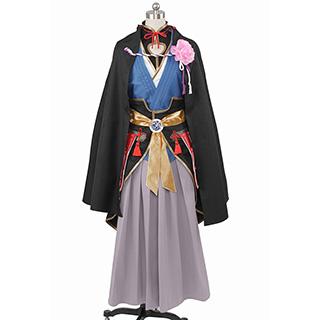 ◆試作版·10点限定◆ 刀剣乱舞 打刀男士 歌仙兼定(かせんかねさだ) コスプレ衣装