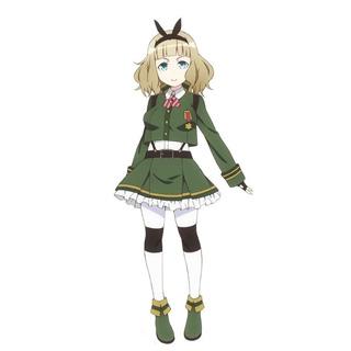 対魔導学園35試験小隊 西園寺 うさぎ(さいおんじ うさぎ) コスプレ衣装