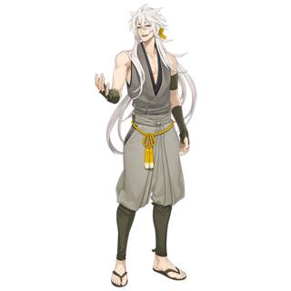 ◆5点限定・予約商品◆ 刀剣乱舞 太刀男士 小狐丸(こぎつねまる) 内番 コスプレ衣装