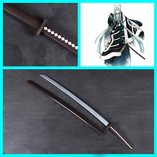刀剣乱舞 太刀男士 江雪左文字 (こうせつさもんじ) コス用具 コスプレ道具