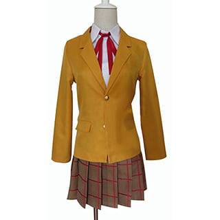 監獄学園 栗原万里(くりはら まり)コスプレ衣装