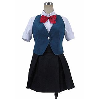 クラスルーム☆クライシス 白崎イリス(しらさき イリス)コスプレ衣装